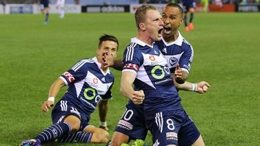A-League Rd 3 - Melbourne Victory v Melbourne City