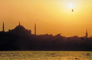 Istanbul_sunset